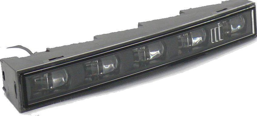 Дневни светлини Nolden LED DRL Basic line 36 - Black, к-т