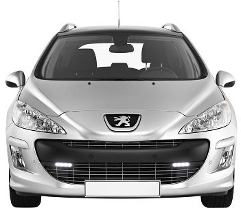 DRL DayLight 4 - Peugeot 308 (2007- 2011), панел