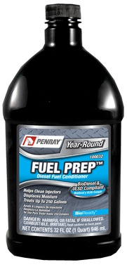 Добавка за дизел Penray Fuel Prep™ 1000 Diesel Fuel Conditioner, 946 ml.(1000л.)
