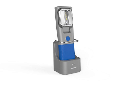 Работна лампа PHILIPS, LED Inspection lamp with docking station RCH21