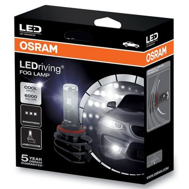 Автолампи, LEDriving® FOG LAMP H8 / H11 /  H16