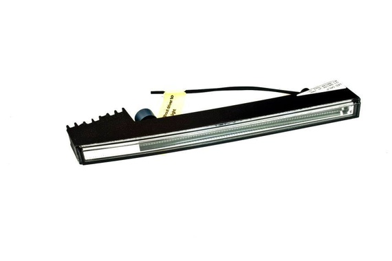 "Дневни светлини Nolden LED DRL DayLight Guide, Classic line ""Chrome"", к-т"