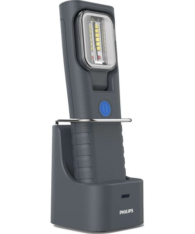 Работна лампа PHILIPS, LED Inspection lamp with docking station RCH21S
