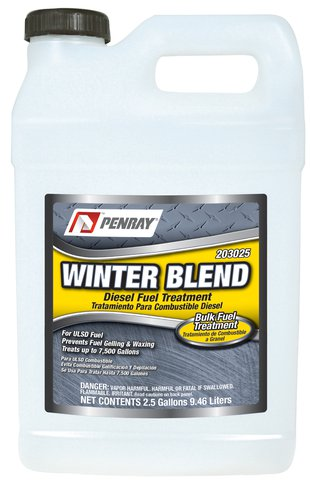 Добавка за дизел Penray Winter Blend Bulk Diesel Fuel Treatment, 9,46 L.