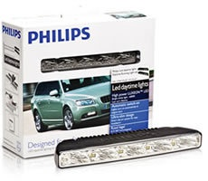Дневни светлини Philips DRL DayLight 5 LED 12V - 1 бр.