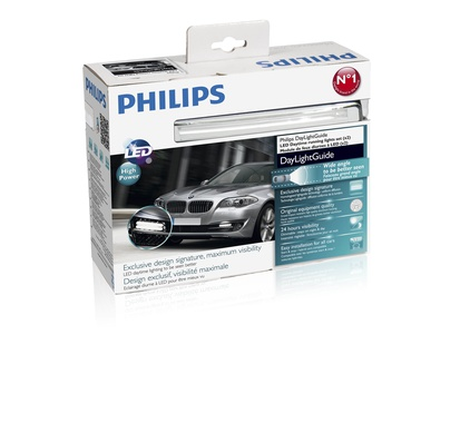 Дневни светлини Philips DRL DayLight Guide LED 12V