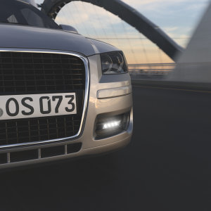 Дневни светлини Osram LEDriving PX-4 LED DRL DayLight