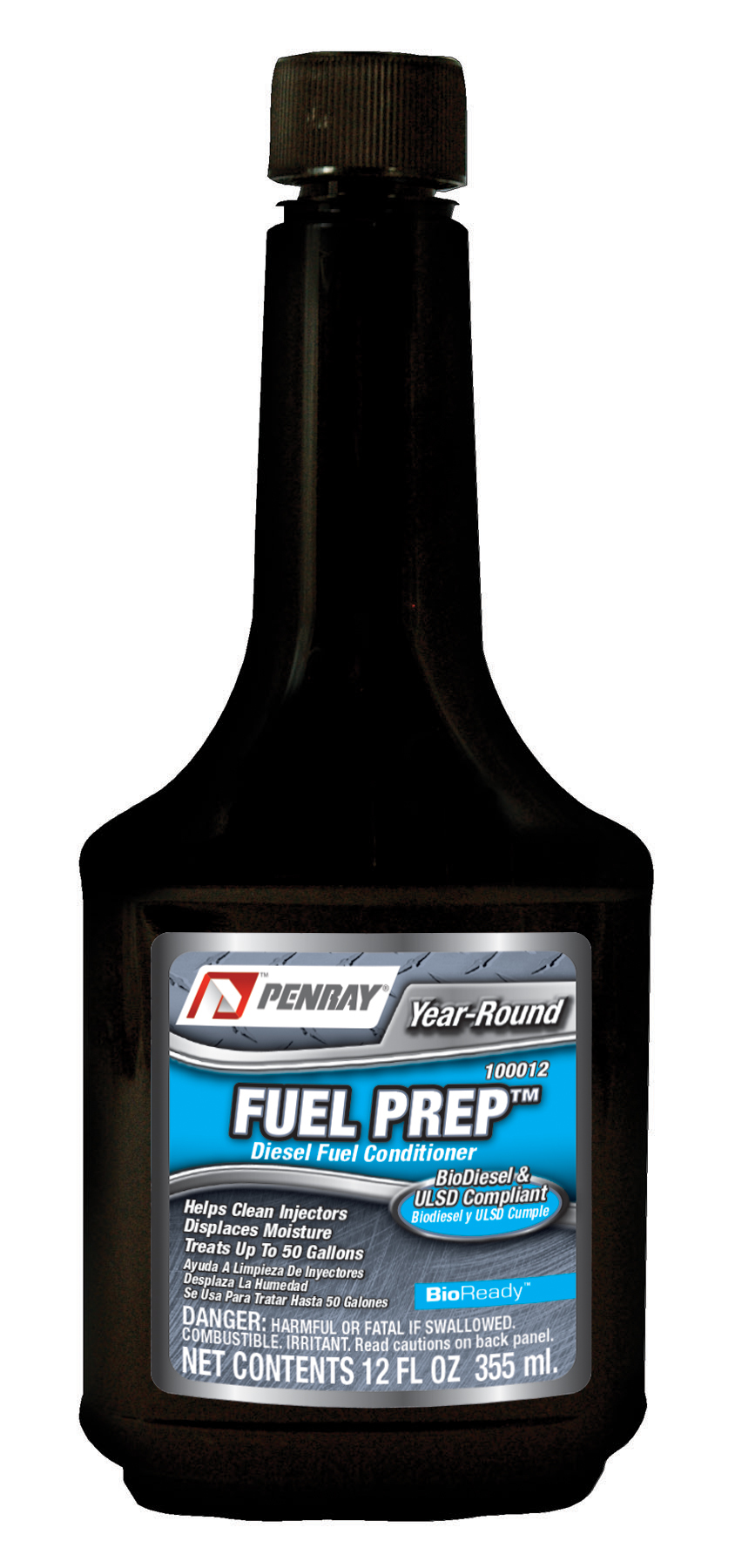 Добавка за дизел Penray Fuel Prep™ 1000 Diesel Fuel Conditioner, 355 ml.(200л)